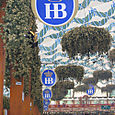 Munich 32 - The Hofbraeu tent