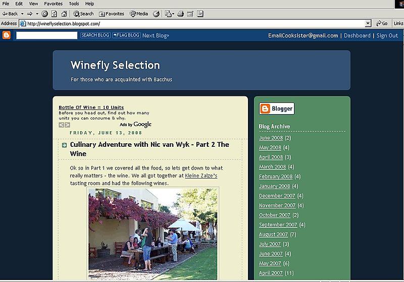 WineflySelection