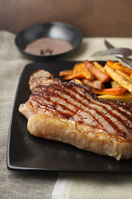 How to cook a Sirloin Steak perfectly