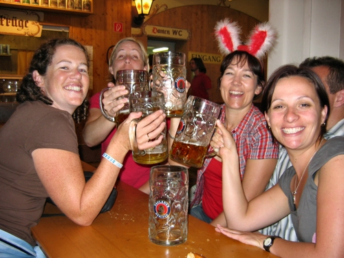 Munich 2006 36 Sisters doing it for themselves